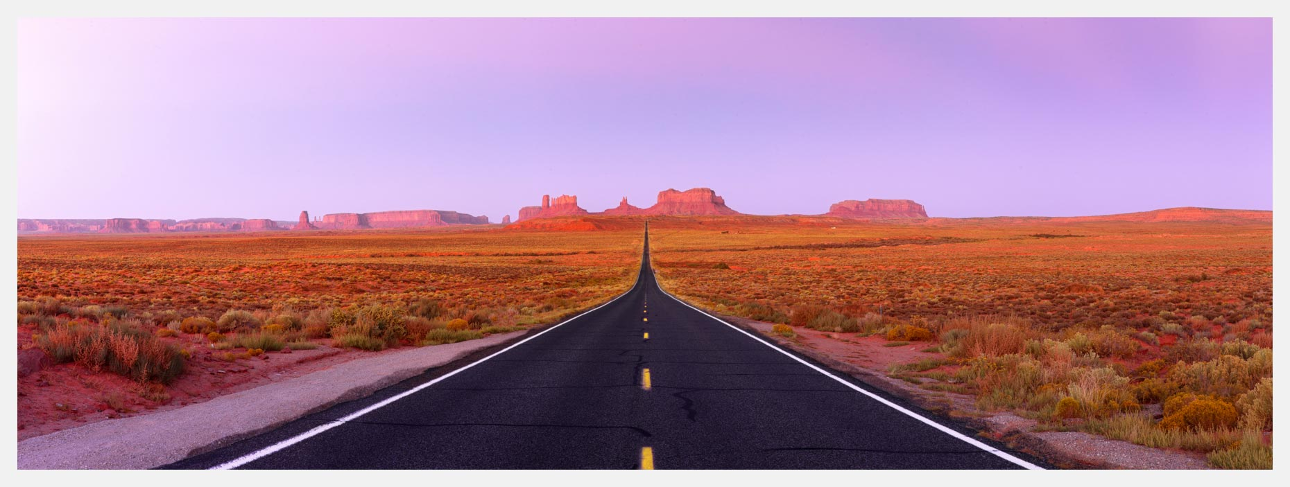 U.S.-Highway-163---Monument-Valley,-Utah